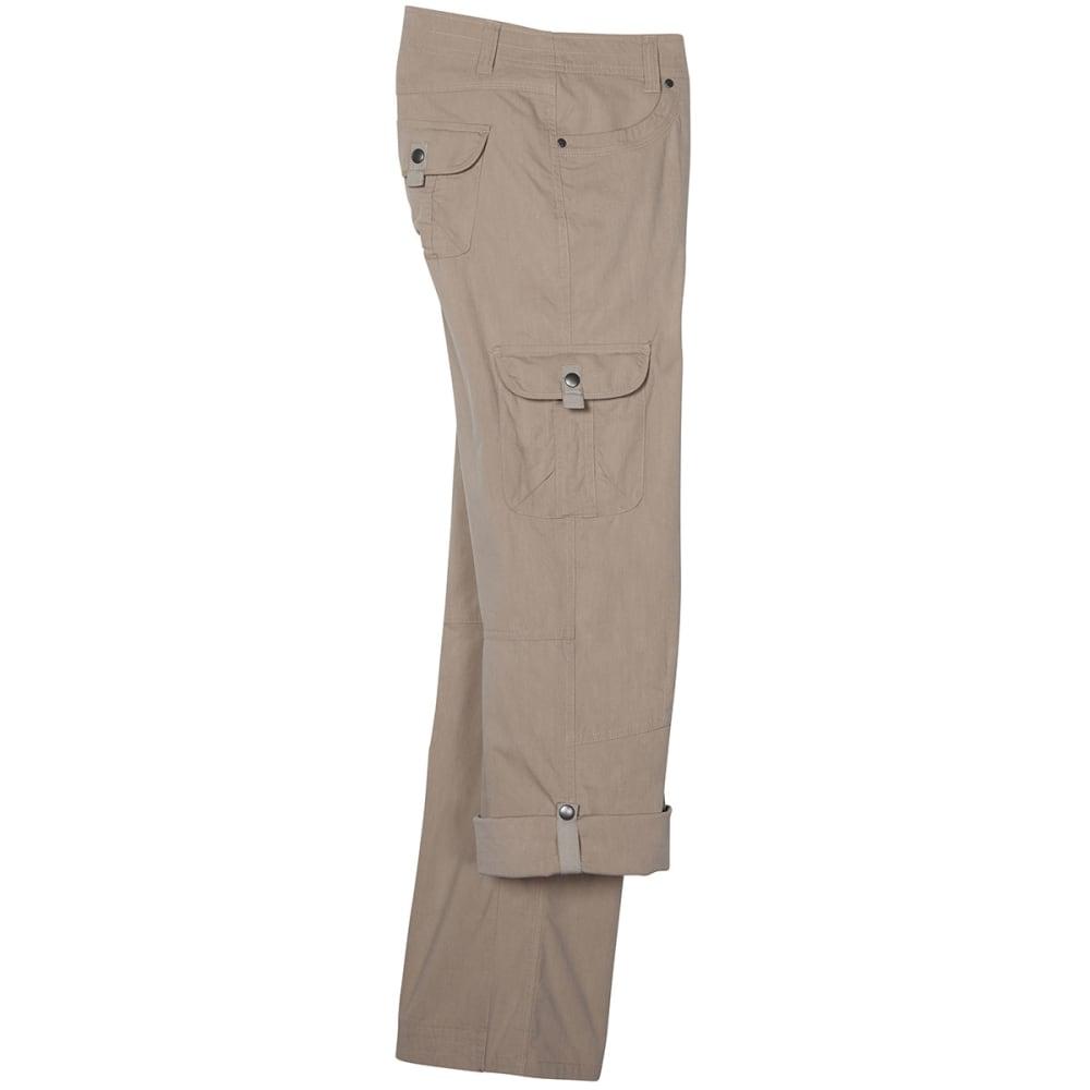 KÜHL Women's Splash Roll-Up Pants - KHAKI
