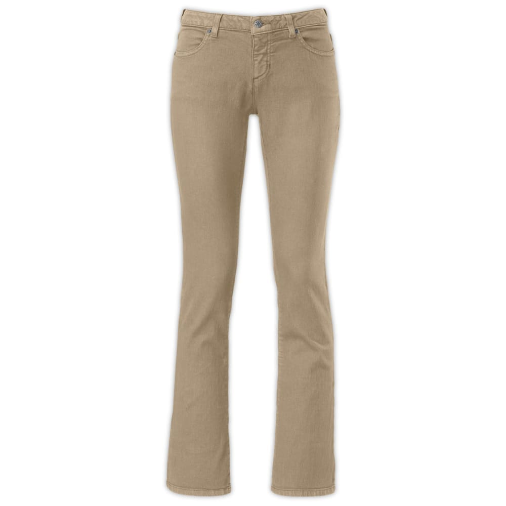 THE NORTH FACE Women's Vallula Boot-Cut Pants - DUNE BEIGE