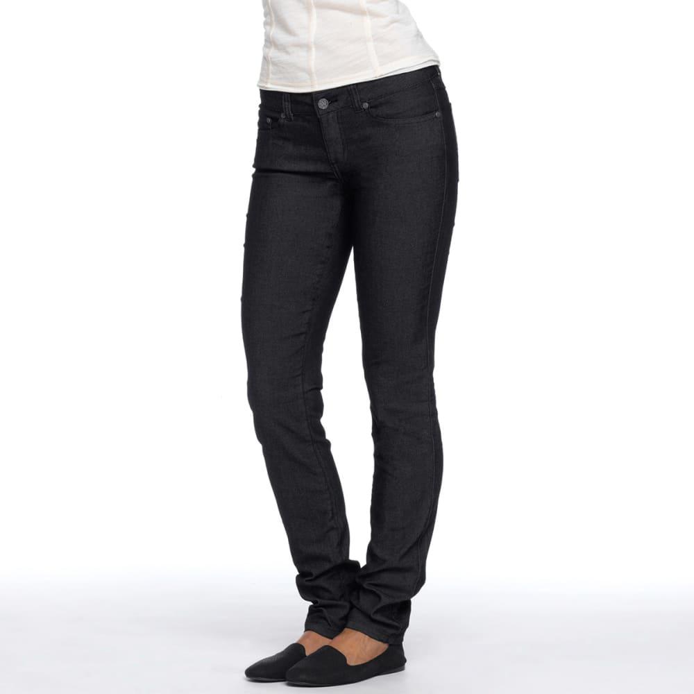 PRANA Women's Kara Jeans - BLACK