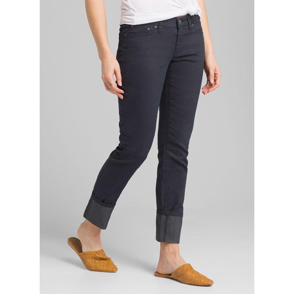 PRANA Women's Kara Jeans - MIWS MIDNIGHT WASH