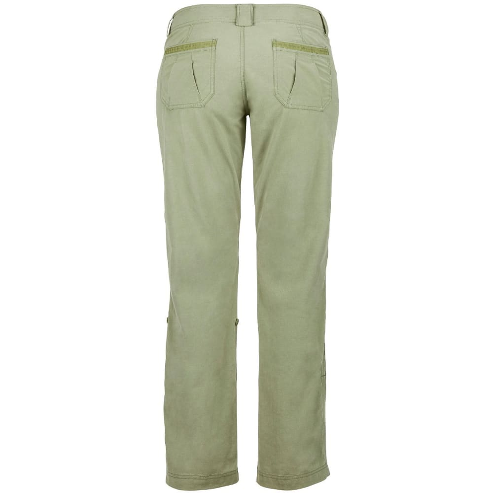 MARMOT Women's Ginny Pants - 4004-STONE GREEN