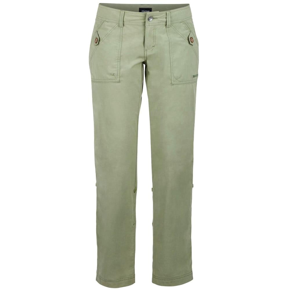 Khaki Green Pants For Women