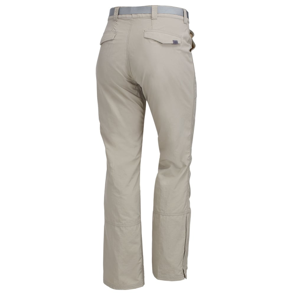 EMS Women's Camp Cargo Pants - FOSSIL/REG