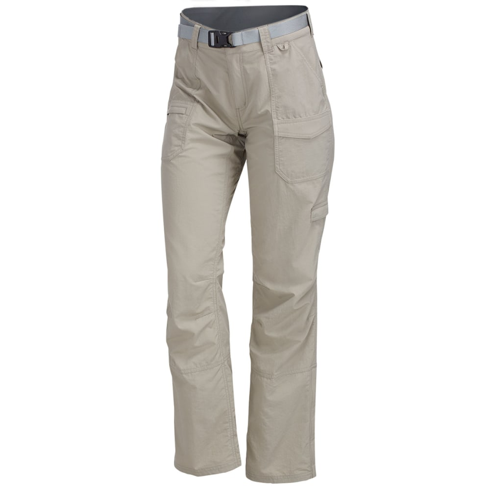 EMS® Women's Camp Cargo Pants  - FOSSIL/REG