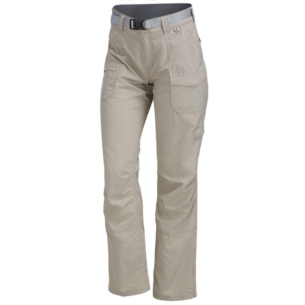 EMS Women  39 s Camp Cargo Pants - FOSSIL REG 4d4de7683ff