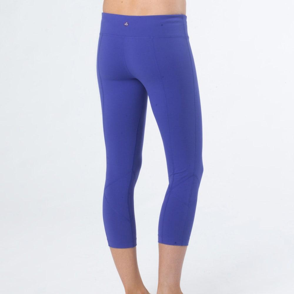 PRANA Women's Prism Capri Leggings - SAIL BLUE