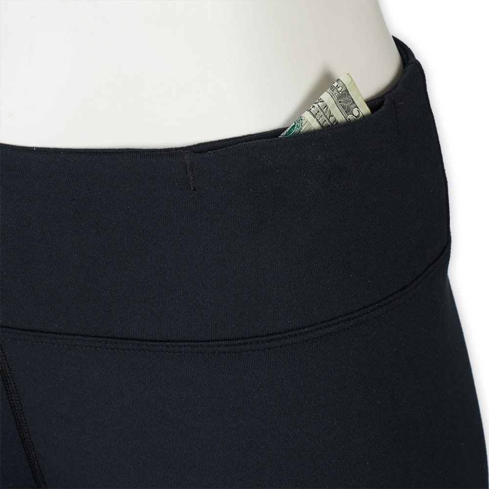 EMS® Women's Techwick® Fusion Capris - BLACK