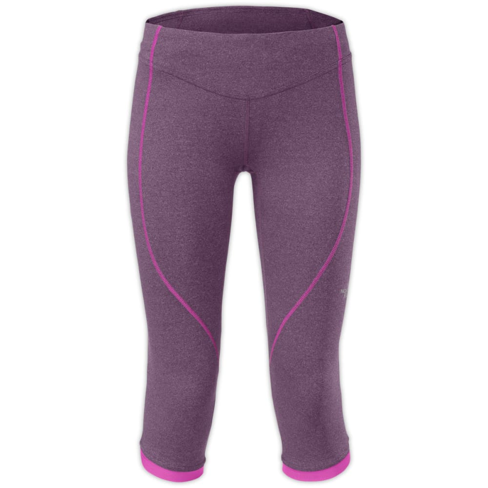 THE NORTH FACE Women's GTD Capri Tights - SHADOW PURPLE