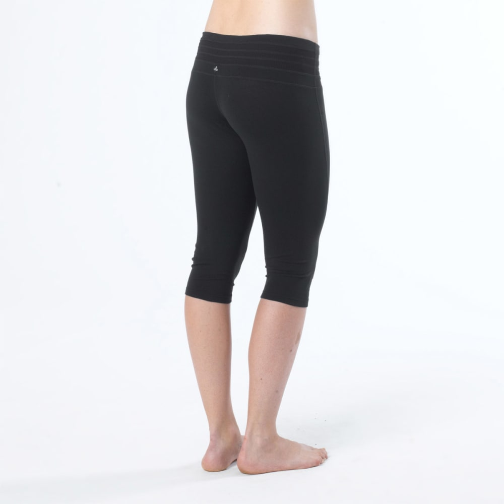Prana Women's Olympia Knicker - BLACK