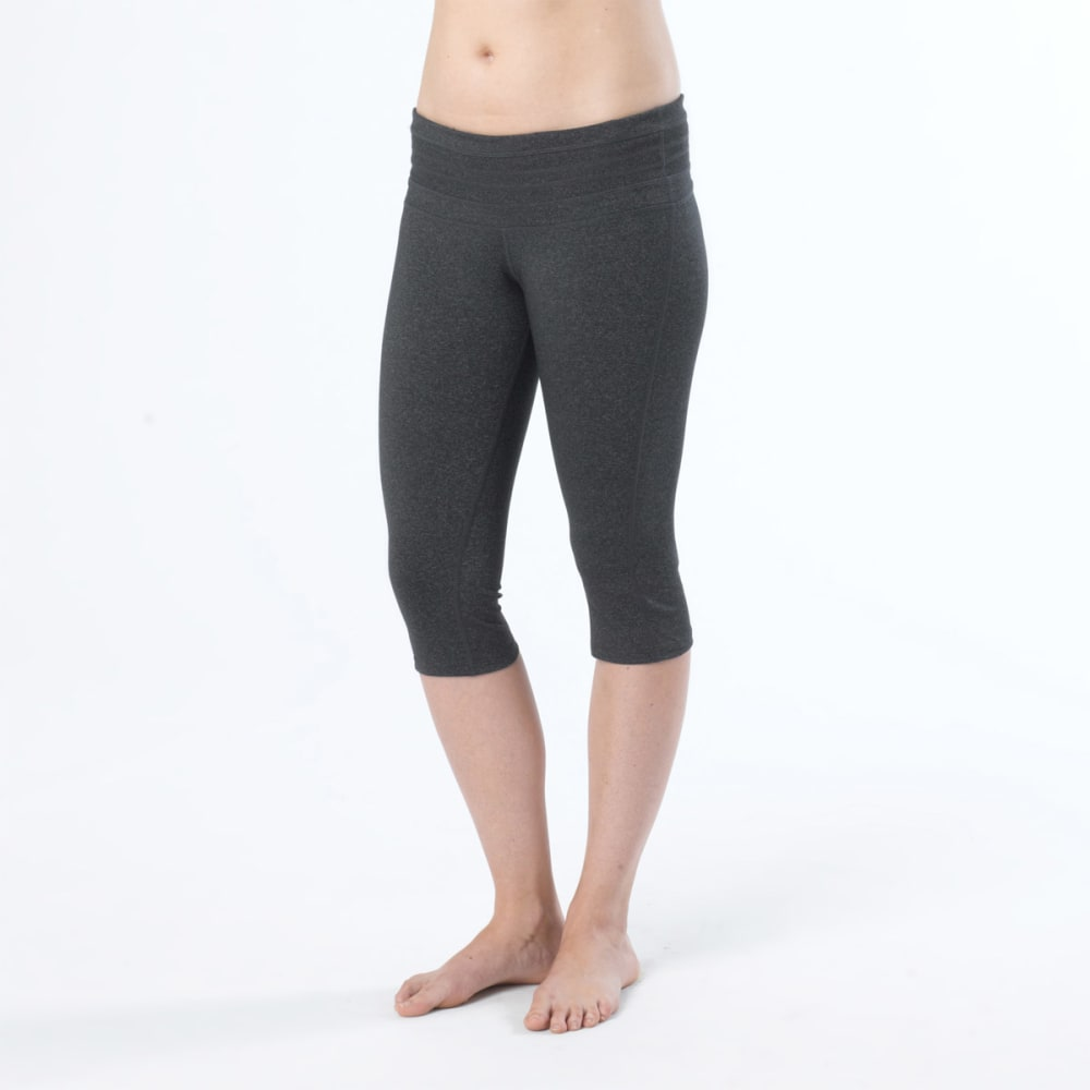 Prana Women's Olympia Knicker - CHARCOAL