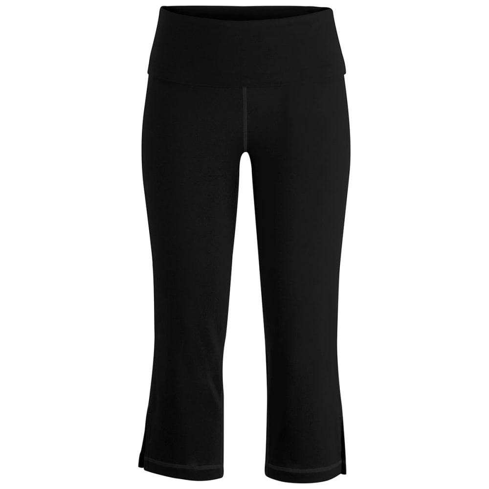 BLACK DIAMOND Women's Southern Sun Capris - BLACK