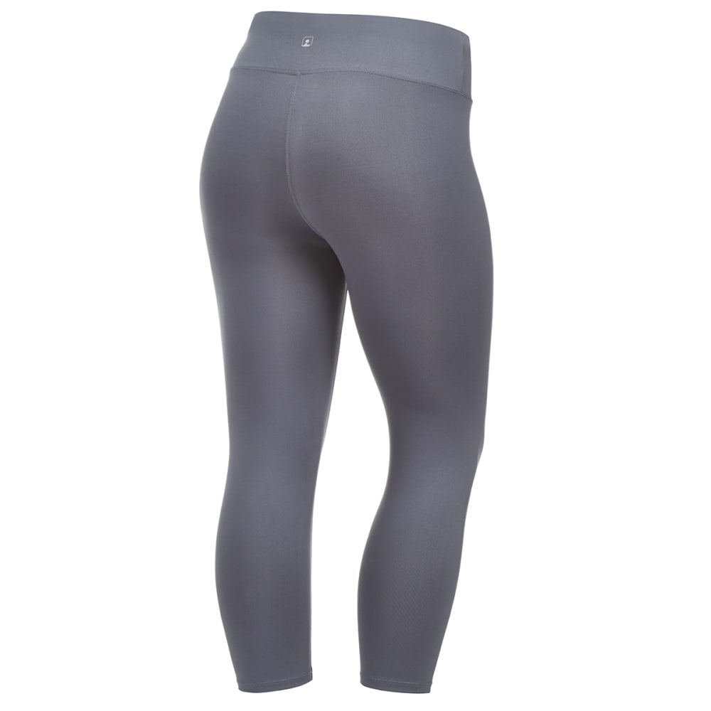 EMS® Women's Techwick® Fusion Capri Leggings - TURBULENCE