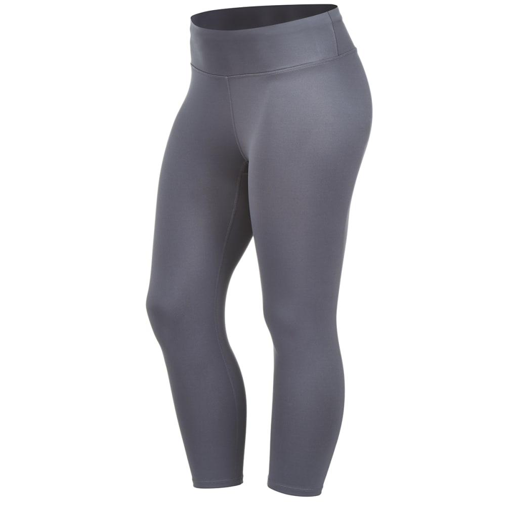 EMS® Women's Techwick® Fusion Capri Leggings - TURBULENCE