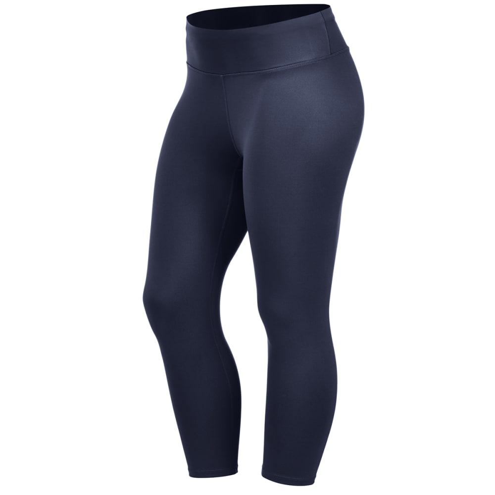 EMS® Women's Techwick® Fusion Capri Pants - NAVY BLAZER