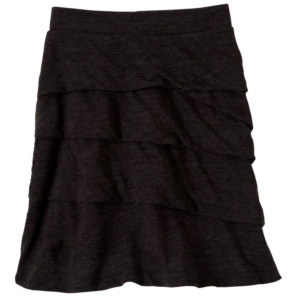 PRANA Leah Skirt - BLACK