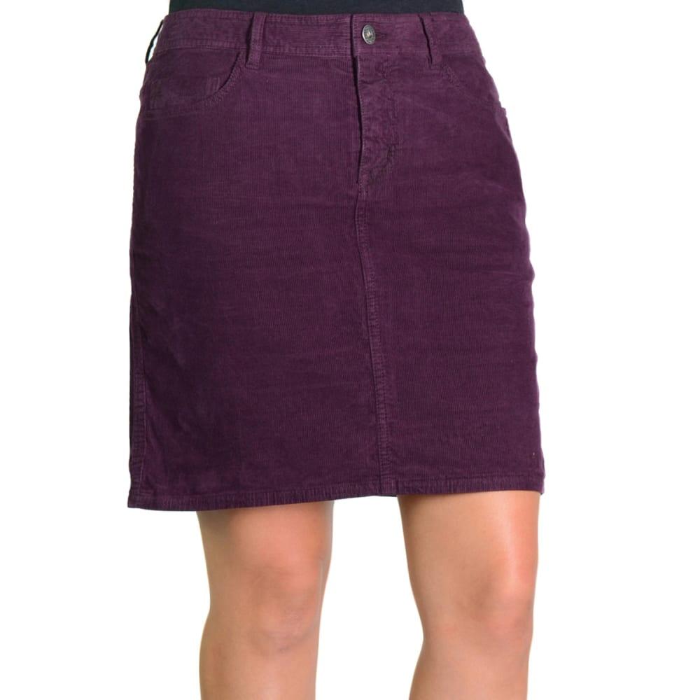 GRAMICCI August Skirt - BLACKBERRY