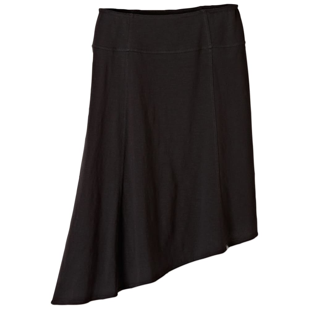 PRANA Women's Jacinta Skirt - BLACK