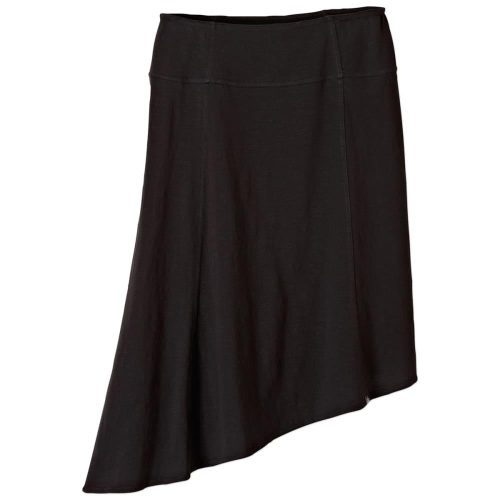 PRANA Women's Jacinta Skirt - BLACK