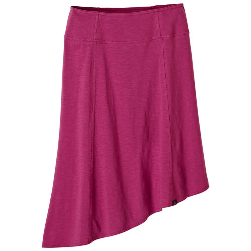 PRANA Women's Jacinta Skirt - VIVID VIOLA