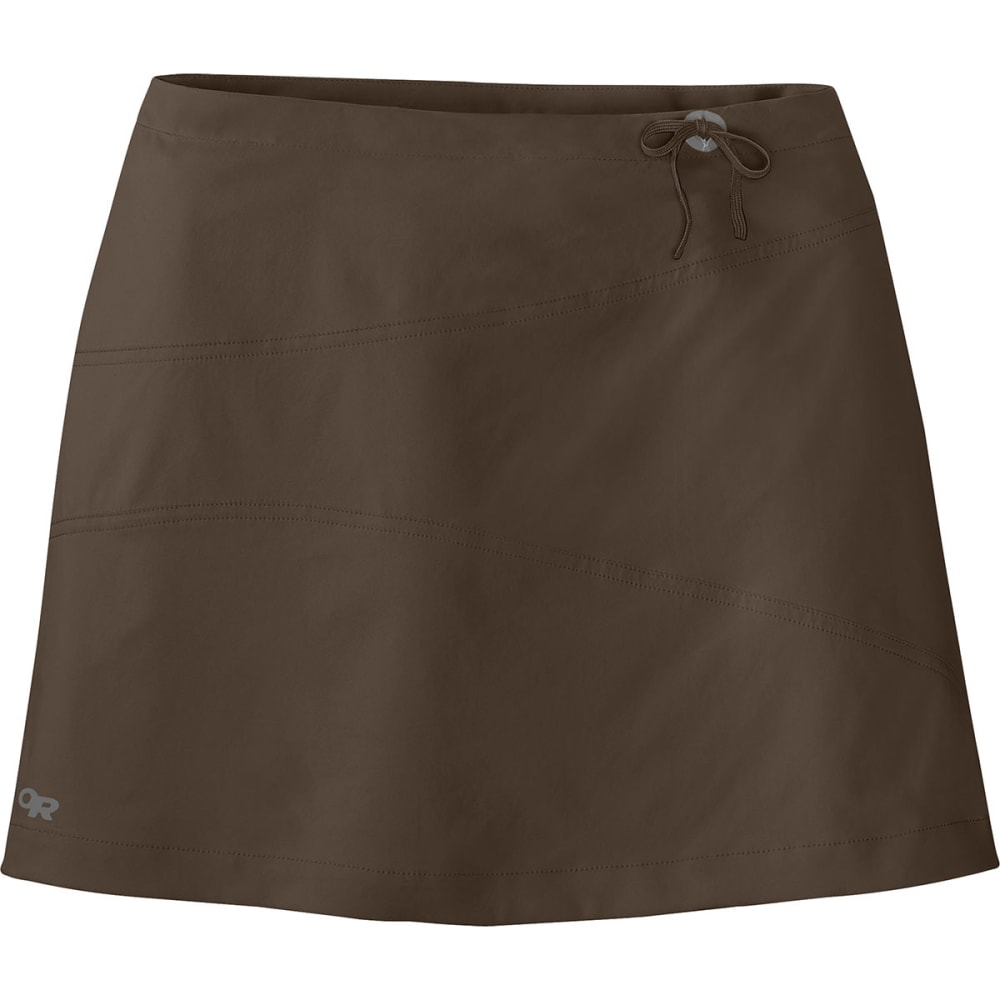 OUTDOOR RESEARCH Women's Expressa Skort - MUSHROOM