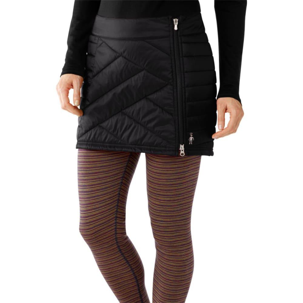 SMARTWOOL Women's Corbet 120 Skirt - BLACK
