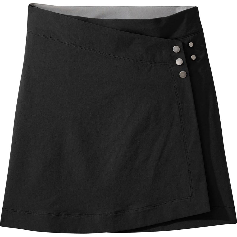 OUTDOOR RESEARCH Women's Ferrosi Wrap Skirt - BLACK