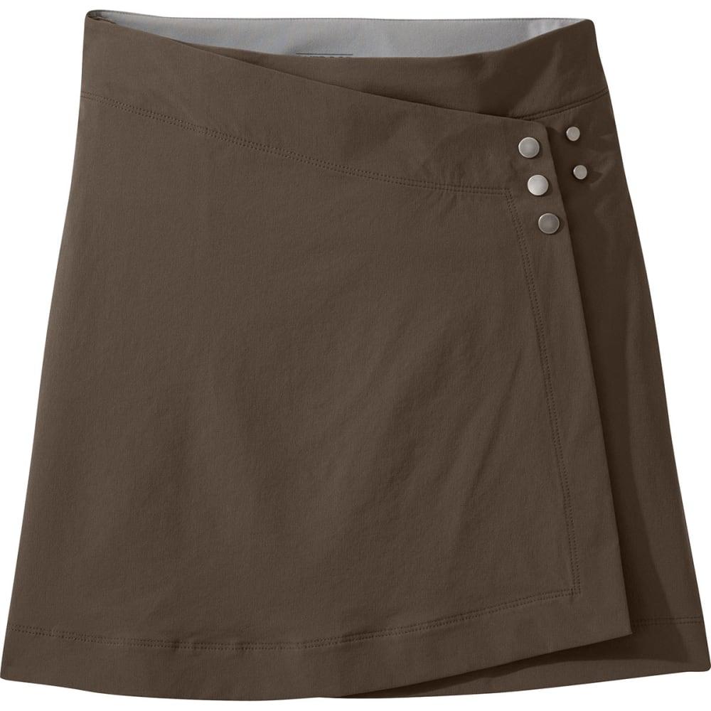 OUTDOOR RESEARCH Women's Ferrosi Wrap Skirt - MUSHROOM