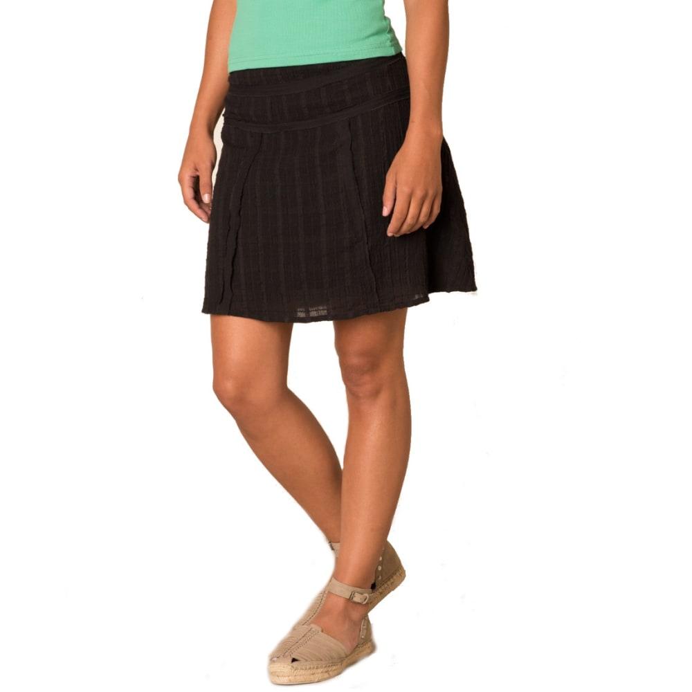 PRANA Women's Erin Skirt - BLACK
