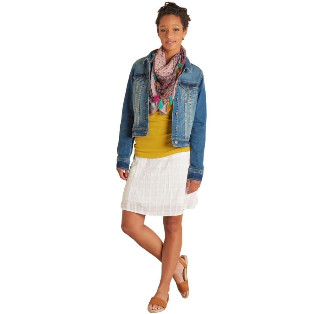 PRANA Women's Erin Skirt - WHITE