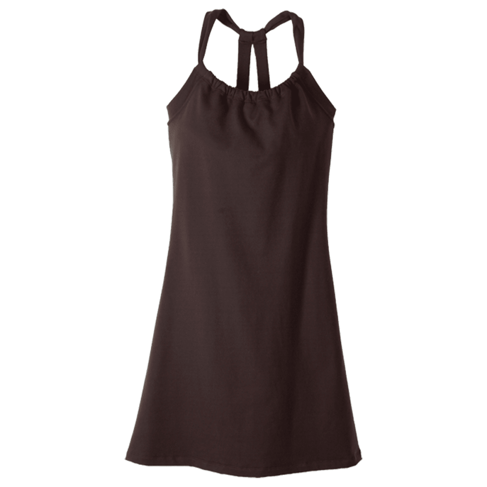 PRANA Women's Quinn Dress  - BROWN