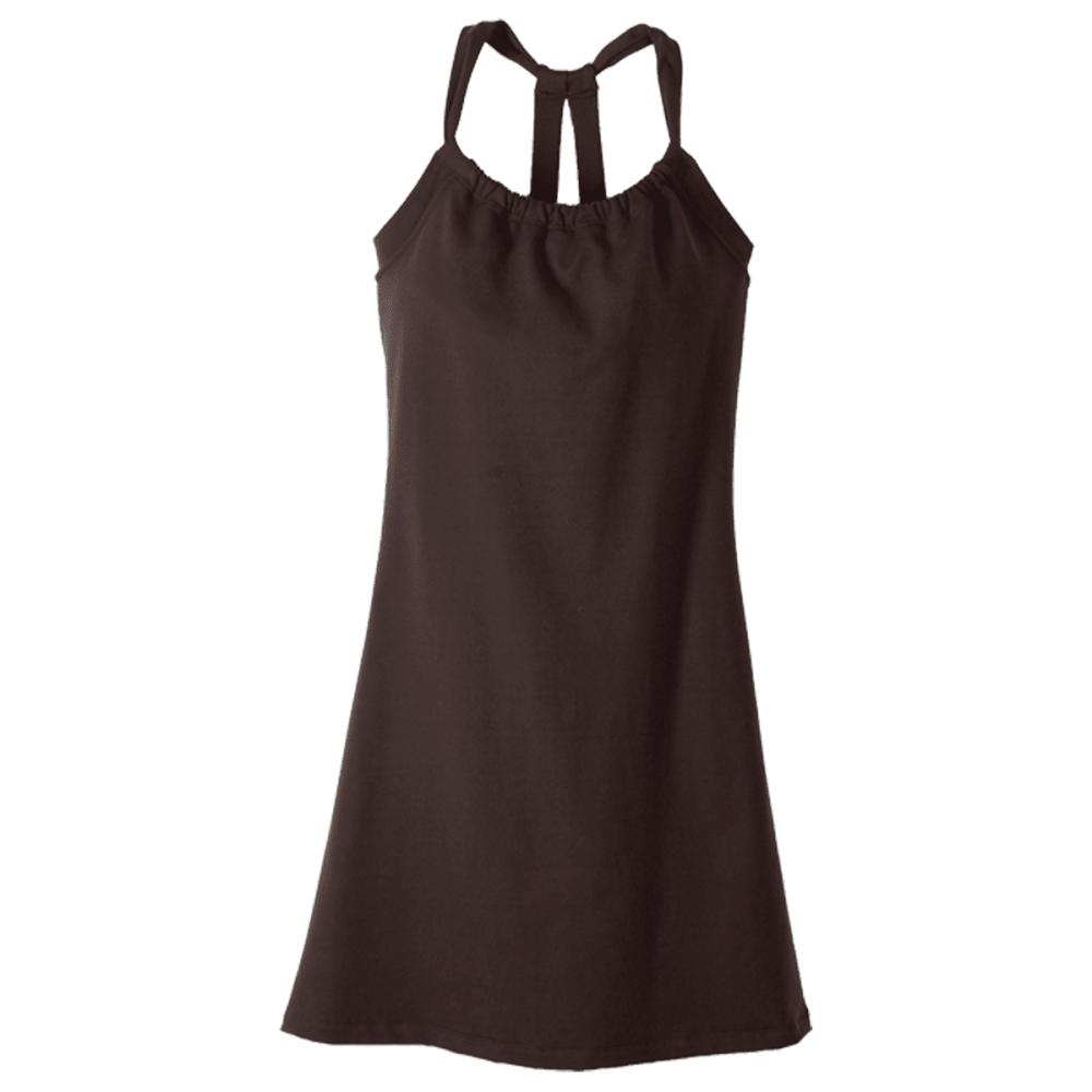 PRANA Women's Quinn Dress - BROWN