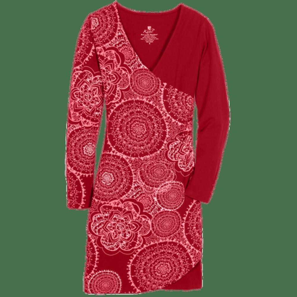 KÜHL Grace Dress - CRIMSON