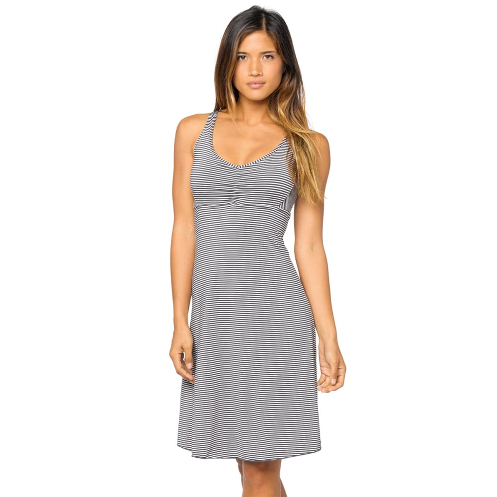 PRANA Women's Rebecca Dress - COAL