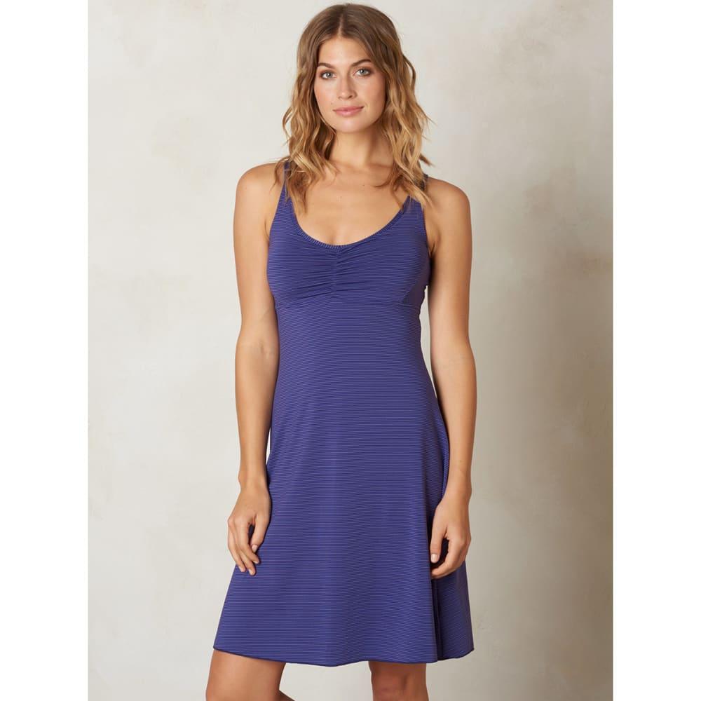 PRANA Women's Rebecca Dress - INDIGO