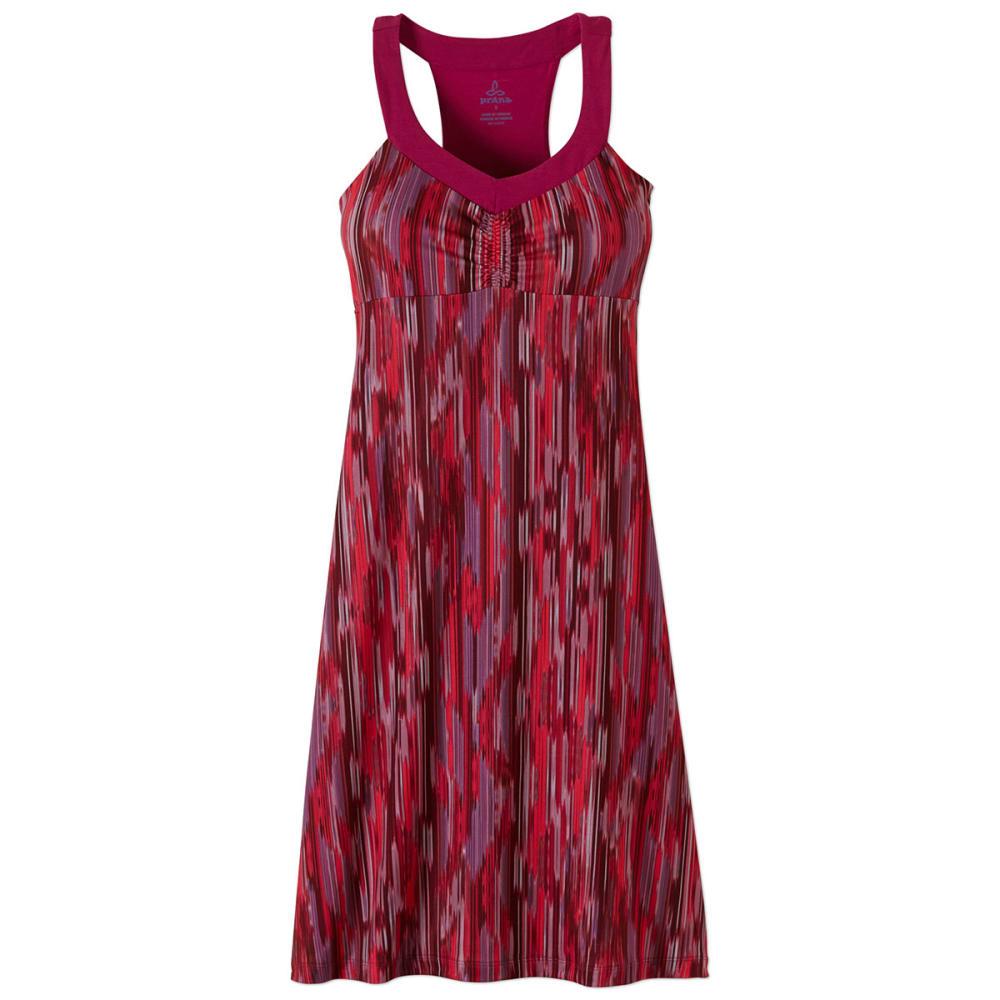 PRANA Women's Shauna Dress - AZALEA