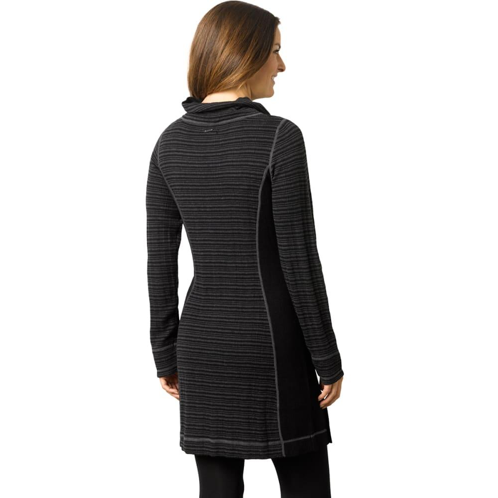 PRANA Women's Kelland Dress - CHARCOAL