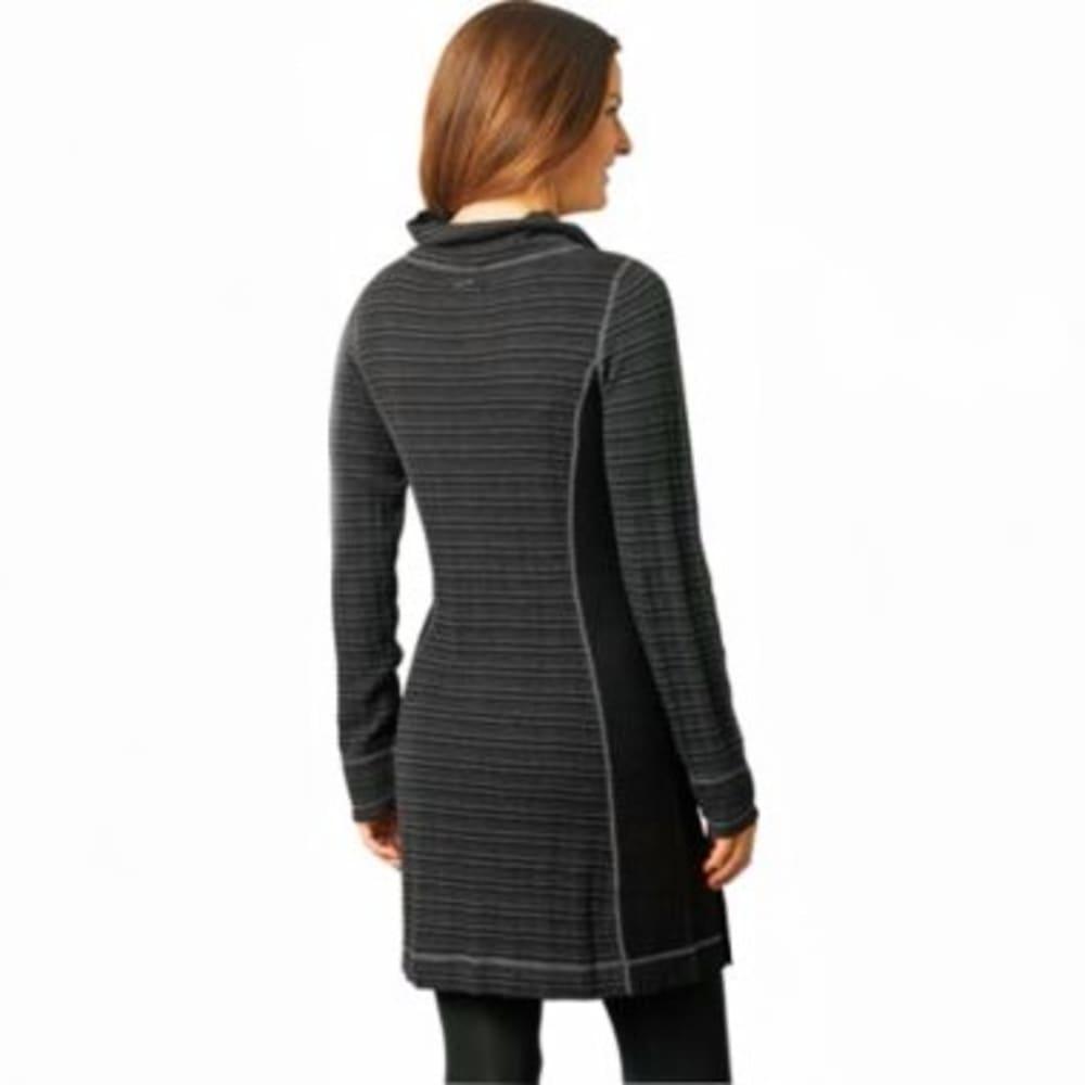 PRANA Women's Kelland Dress - COAL