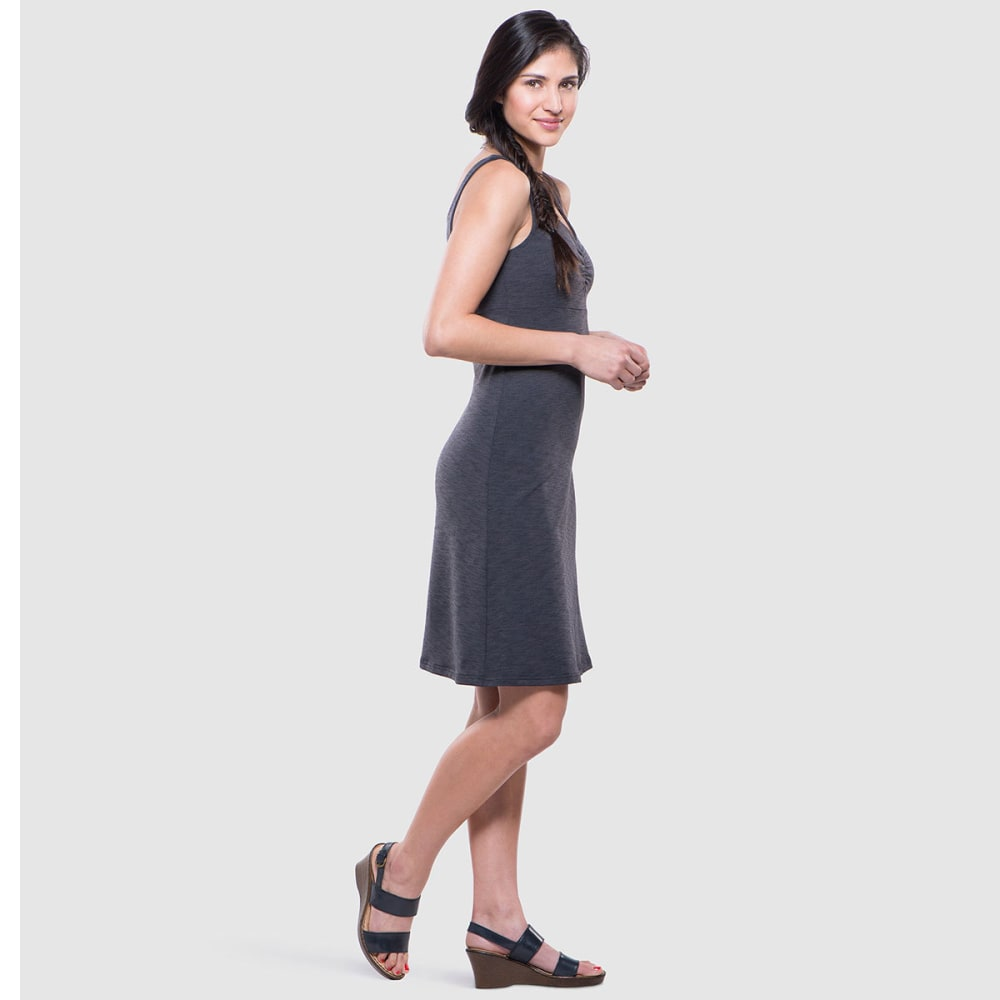 KÜHL Women's Mova Aktiv Dress™   - CHARCOAL HTR
