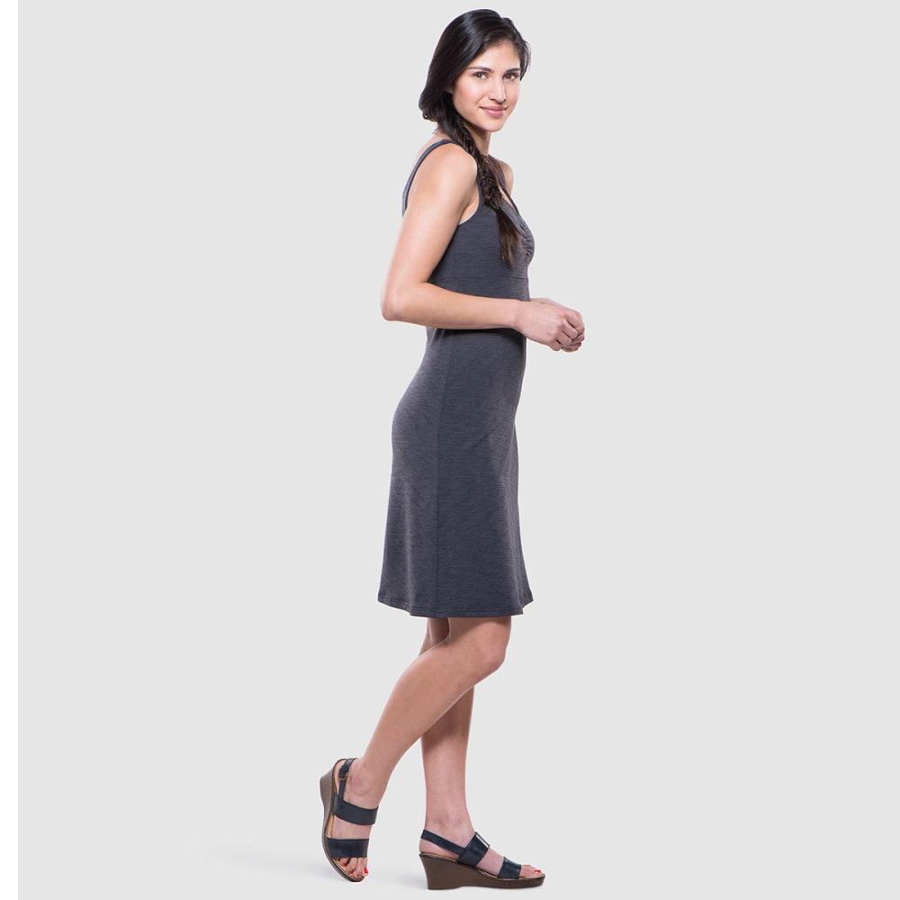 KUHL Women's Mova Aktiv Dress - CHARCOAL HTR