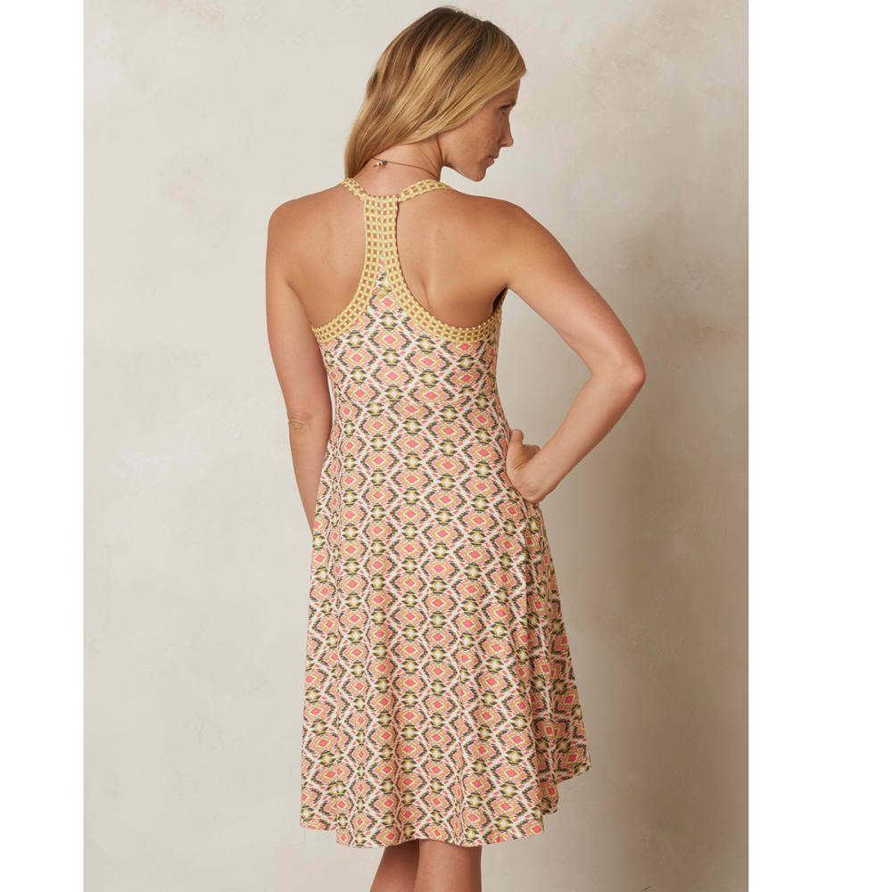 PRANA Women's Cali Dress - SFGU-S GUAV