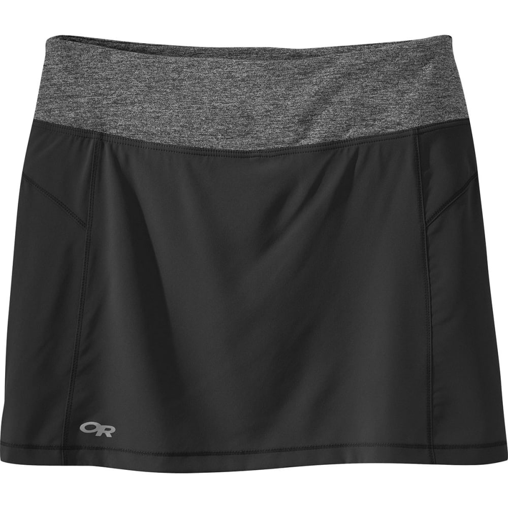 OUTDOOR RESEARCH Women's Peregrine Skort - BLACK