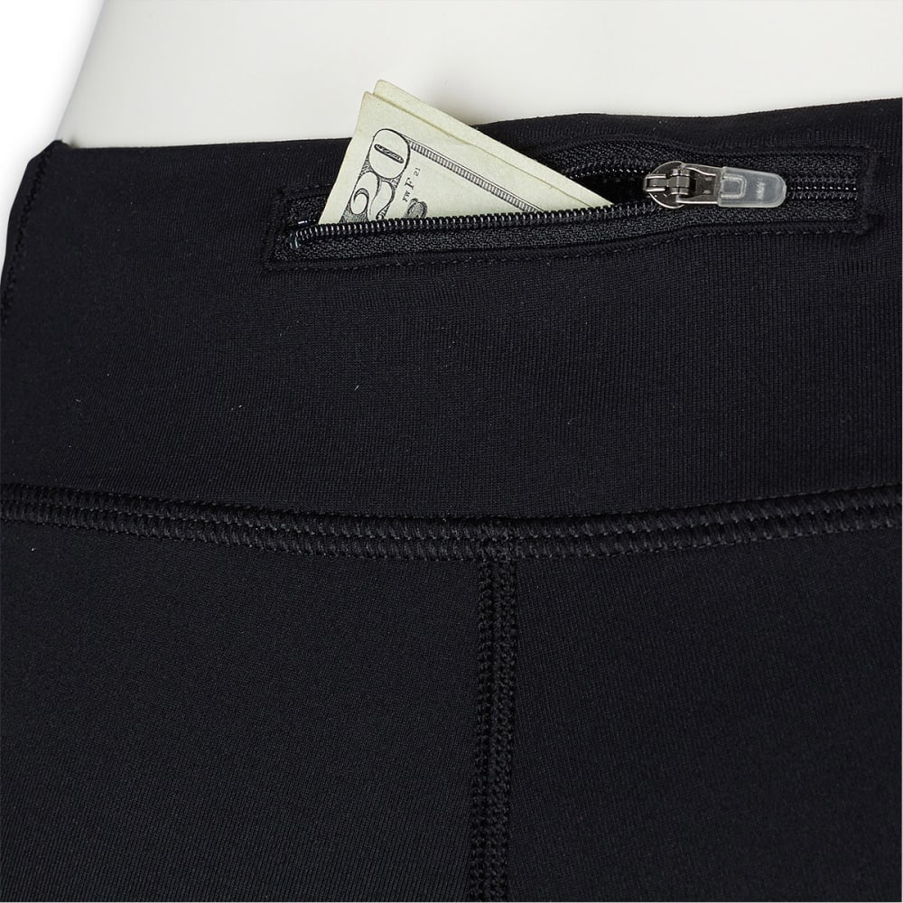 EMS® Women's Excel Fitted Shorts, 4 in. - BLACK