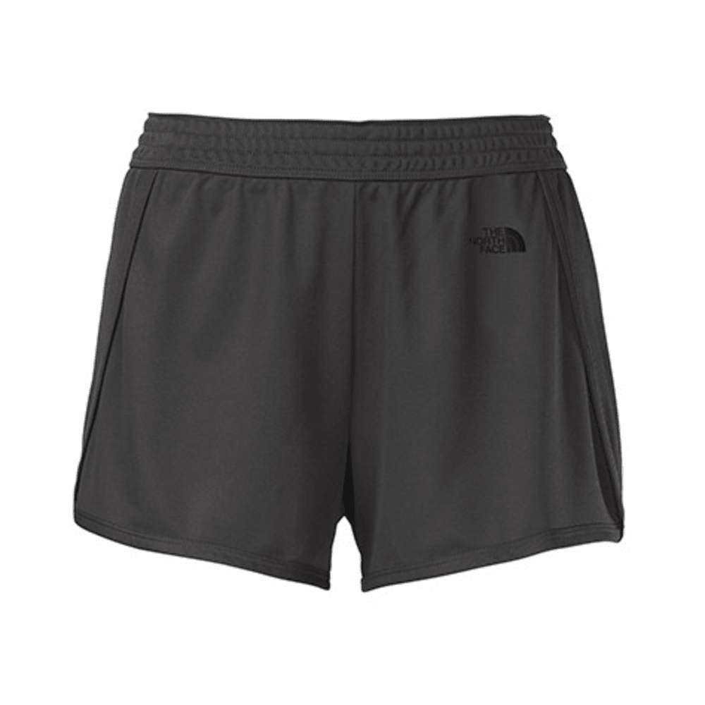 THE NORTH FACE Women's Pulse Shorts - ASPHALT GREY