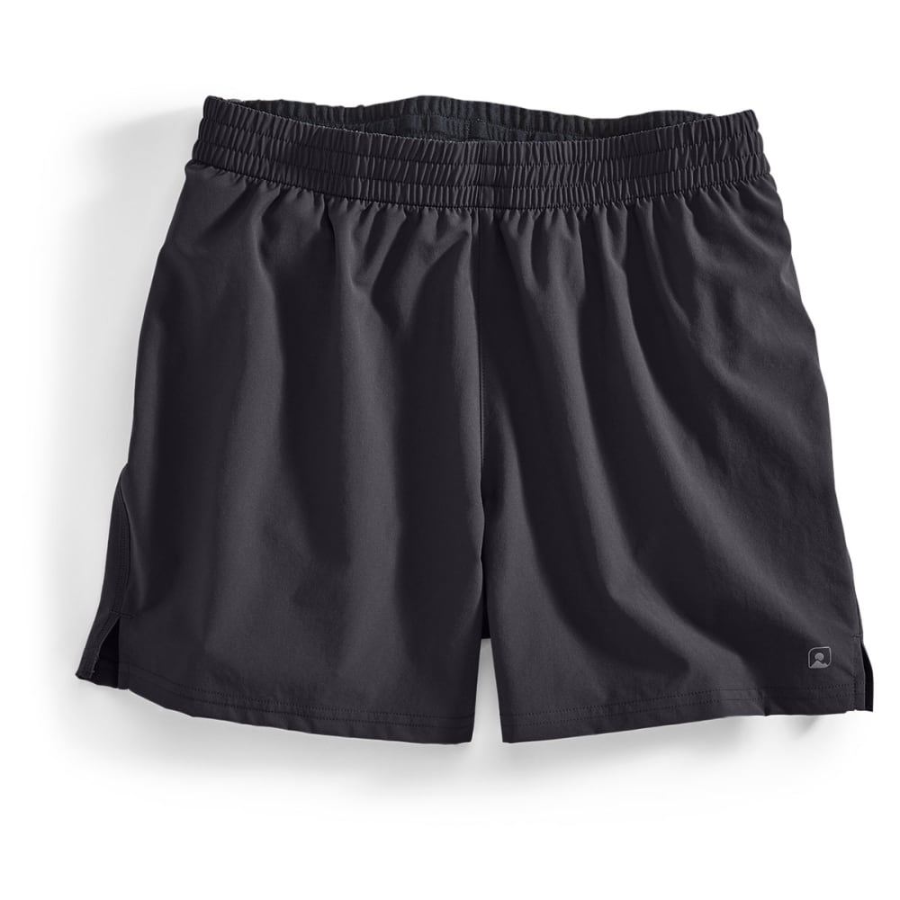 EMS® Women's Excel Run Shorts, 5 in. - BLACK