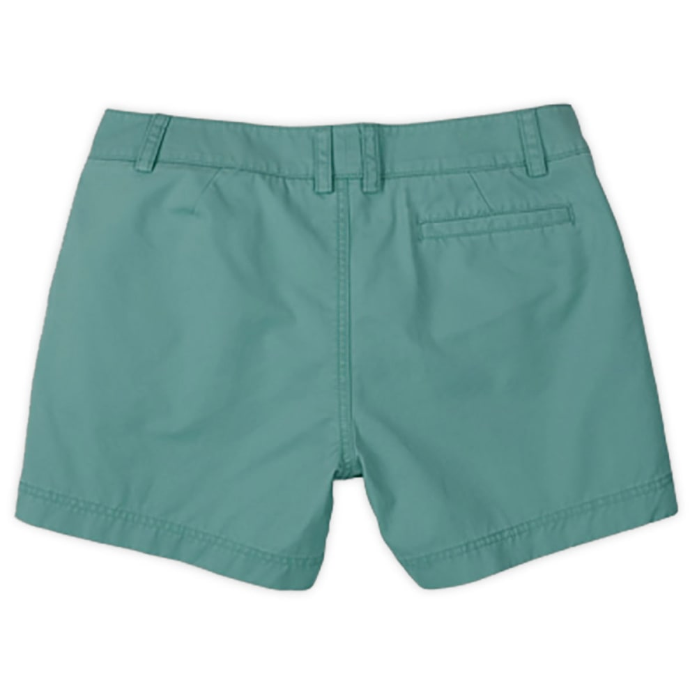 EMS® Women's Adirondack Shorts, 4 3/4 in. - DUSTY TURQUOISE