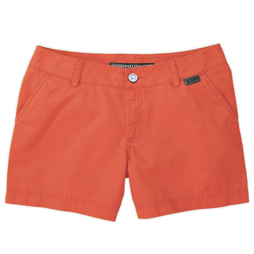 EMS® Women's Adirondack Shorts, 4 3/4 in. - CORAL