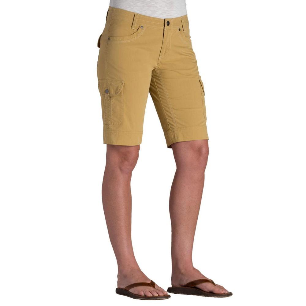 KÜHL Women's Splash 11 Shorts - CAMEL