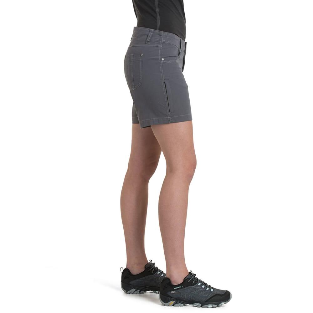 KÜHL Women's Splash Shorts, 5.5 IN - SHADOW