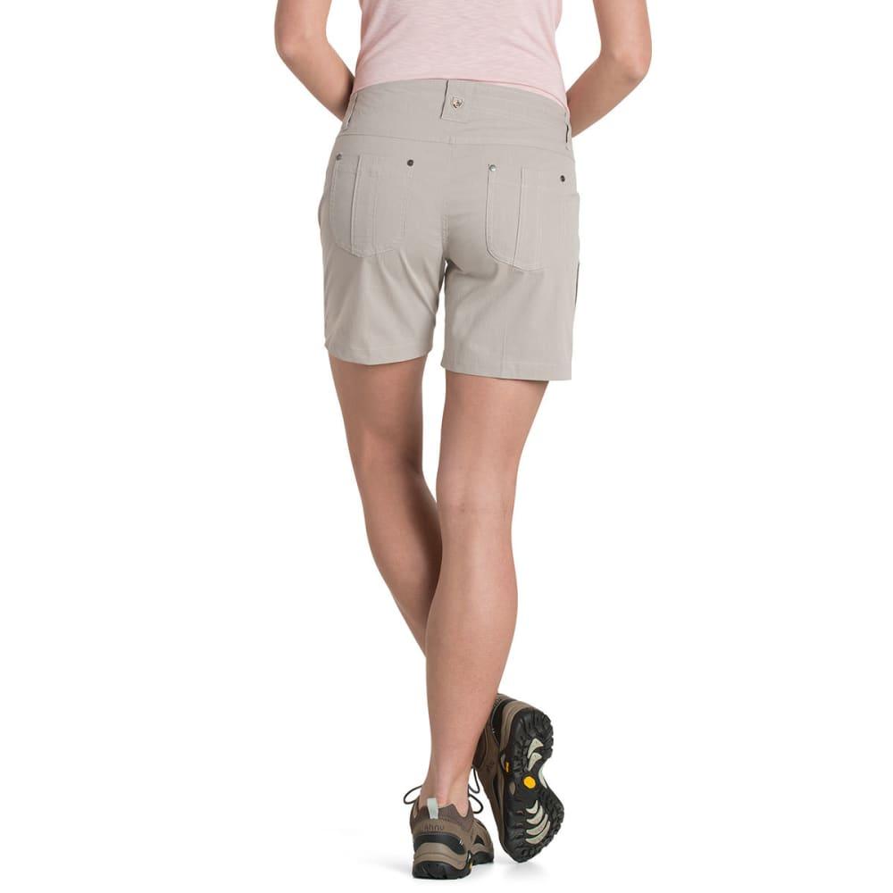 KÜHL Women's Splash Shorts, 5.5 IN - LT KHAKI