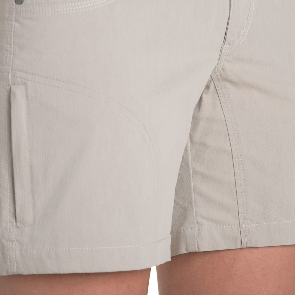 KÜHL Women's Splash Shorts, 5.5 IN - LT KHAKI